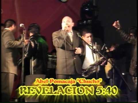 LA REVELACION 5:40 HRI. TEMA : MIX HUAYLAS BAILABLES CHERRYPRODUCIONES 996942112 /997067452