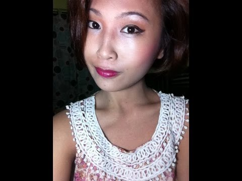 Easy Budget Friendly Make Up (filipina Beauty) video