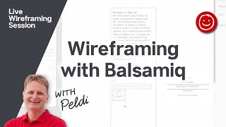 Wireframing with Balsamiq