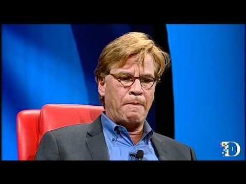Aaron Sorkin Talks Steve Jobs - D10 Conference