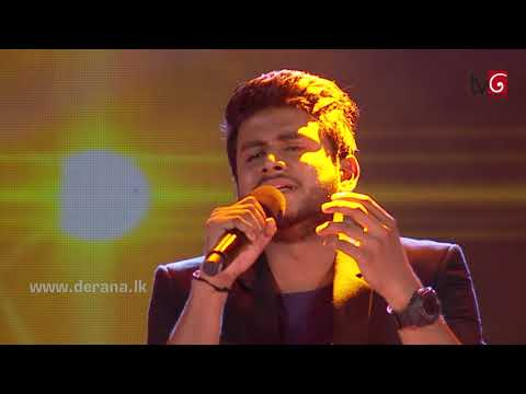 Ran Devolin - Ridma Sampath @ Derana Dream Star S08 ( 29-09-2018 )