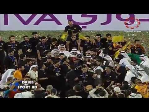 Kuwaiti VIVA Premier League 2013/14 Champions Shield Presentation   Arena Asia