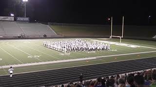 Nacogdoches HS Marching Contest 2017