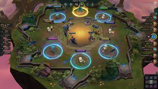 League of Legends : Autochess First steps/tryin Teamfight Tactics Part 5