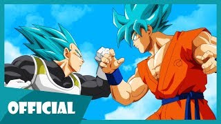 Rap về Bộ 2 Goku vs Vegeta (Dragon Ball Super) - Phan Ann