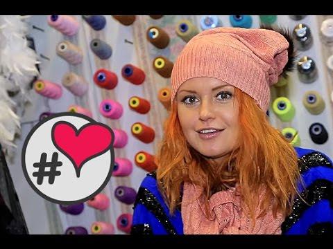 Шапка и шарф из старого свитера / Таня Чекиш в рубрике #римейк