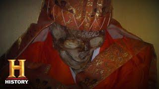 Ancient Aliens: The Self-Mummified Monks of Japan (Season 9)   History