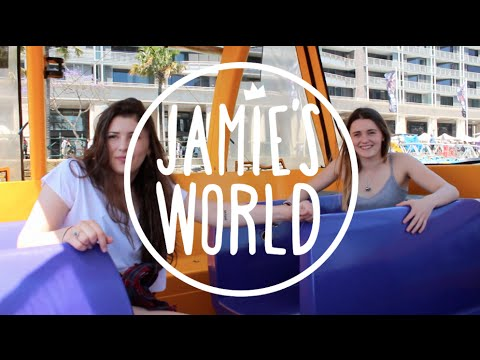 I went to Sydney for a Coke can? | Jamie's World