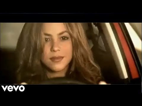 SHAKIRA - NO JOKE (Music Video)