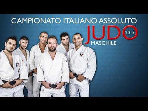 Judo - Campionato Italiano Assoluto Maschile 2015