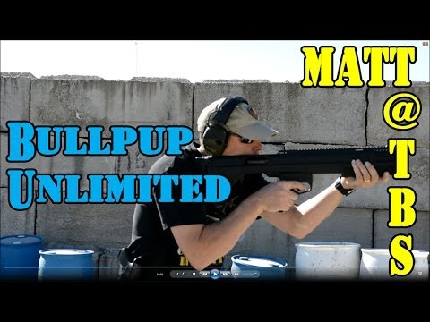 Bullpup Unlimited Remington 870 Kit