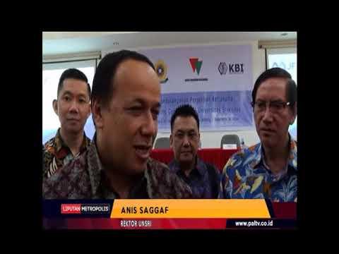 BBJ & KBI & RFB Edukasi Perdagangan Berjangka di Palembang