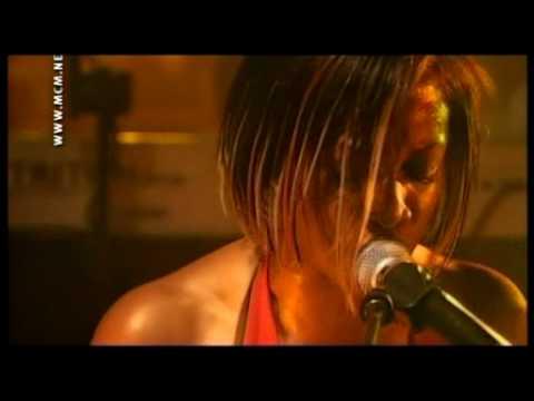 Beverley Knight - Gold - Live @ MCM Cafe, Paris