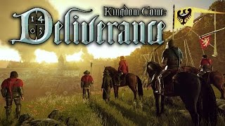 Kingdom Come: Deliverance - This Game Is BEAUTIFUL- Kingdom Come Alpha Gameplay
