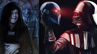 All the Gifts Palpatine gave to Darth Vader [Canon] - Star Wars Explained