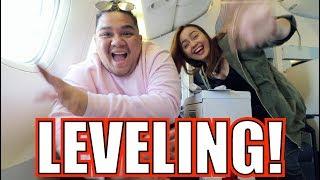 FIRST TIME MAG BUSINESS CLASS FLIGHT (PARA SA THAILAND!) | LC VLOGS  #160