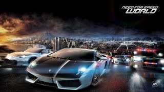 Need For Speed World - Race + Free Roam |Gameplay| [II X4 631 & HD6450 1GB] HD by NGW