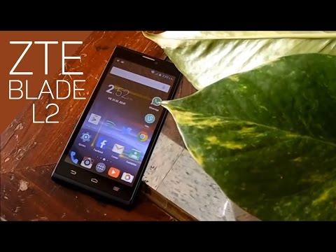 ZTE Blade L2   Review México