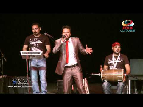 Amrinder gill feroz khan and kamal grewal live in melbourne (Folkwaves)