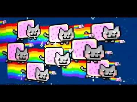 Nyan Cats ATTACK!!!!