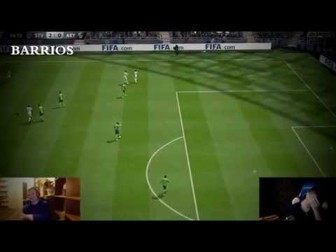 ЛУЧШИЙ ГОЛ СТАВРА В FIFA 15