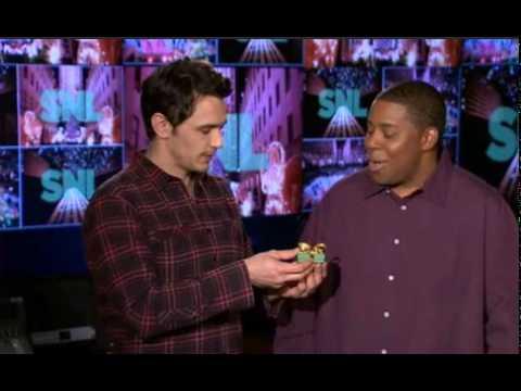 James Franco SNL 12/19 Promo