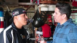 ROBERT GARCIA TARGETS LUCAS MATTHYSSE & DANNY GARCIA FOR MIKEY AT 147. SAYS LOMA FIGHT IN 3-4 YEARS!
