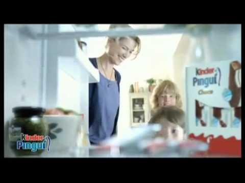 Reklama Kinder Pingui 2011