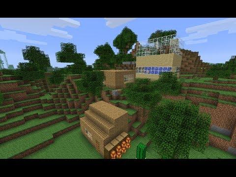 Minecraft Lets play: Multiplayerные Приключения #2 (Прогулочка)
