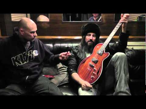 GUNS N' ROSES guitarist, Ron 'Bumblefoot' Thal - Part II (Hartford, CT - Nov. 19th 2011)