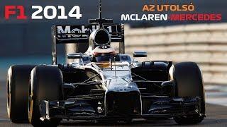 AZ UTOLSÓ MCLAREN MERCEDES!   F1 2014, BELGIUM - SPA-FRANCORCHAMPS   #NEMSOKÁRA2018