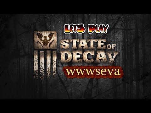 State Of Decay #1 Ищем Выживших