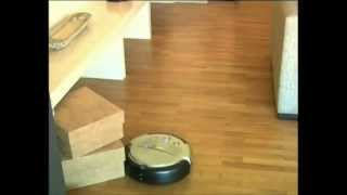 Milagrow RoboCop Robotic Vacuum Cleaner.wmv