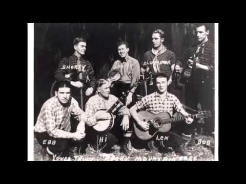 Sons of the Pioneers - Tumbling Tumbleweeds (1934 original recording)