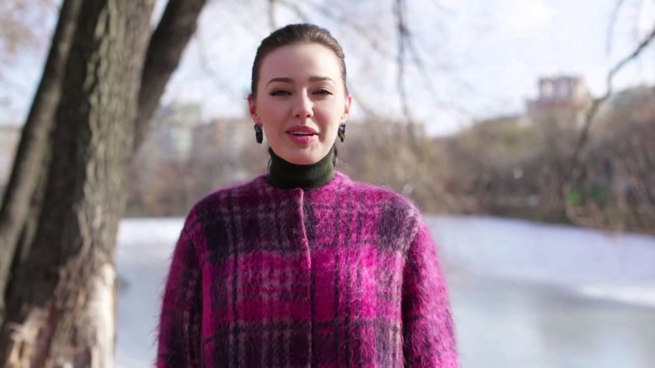 """Приветствие Анастасии Костенко для """"Мисс Мира"""""""