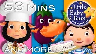 Little Baby Bum | Food Songs | Nursery Rhymes for Babies | Songs for Kids