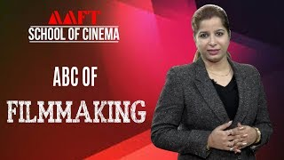 ABC of filmmaking   AAFT University   Cinema   Admissions Open   Enq-8586970828