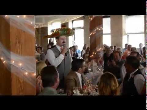 Best Man Speech- Lance & Maegan's Wedding
