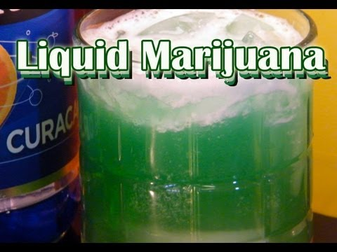 Liquid Marijuana Drink Recipe -theFNDC.com