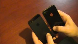 iPhone 5 vs iPhone 4 - Full Comparison Review