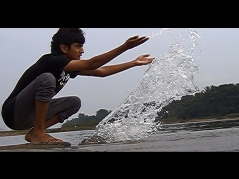 Slow Motion Effect - Sony Handycam - HDR-CX260V Review