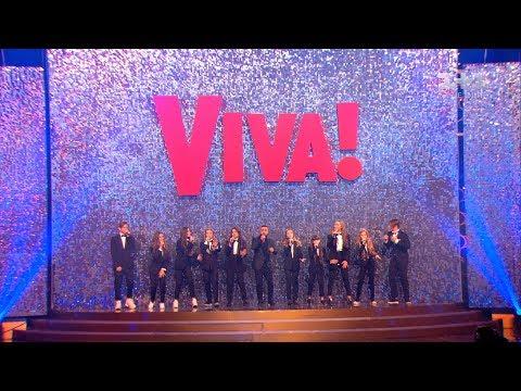 MONATIK та учасники Голосу. Діти. Концерт «VIVA! Найкрасивіші 2018»