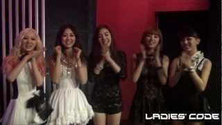 LADIES CODE OFFICIAL YOUTUBE CHANNEL OPEN!! ver. 한국어
