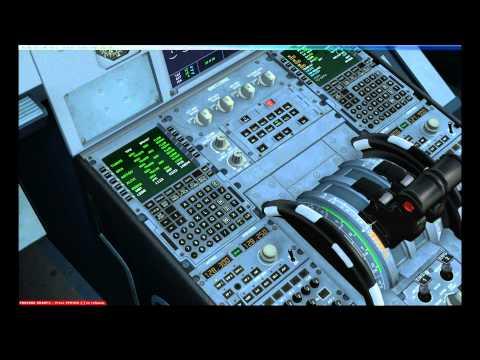 FSX TUT - Aerosoft Airbus X A320 FMC / MCDU Tutorial (HD)
