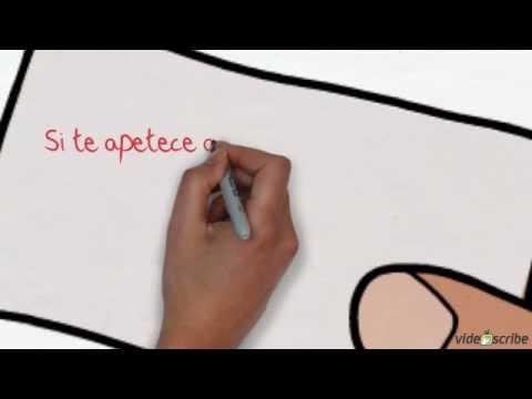 Como hacer un doodle. un vídeo escrito o dibujado de manera sencilla