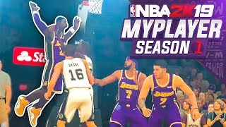 BLOCK BOYYYYYY!!! TBJZLPlays NBA 2K19 MyPlayer