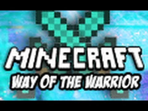 Minecraft: The Way of the Warrior – Part 1 (Custom Map Adventure)