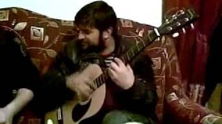 Chechen Guitar - Ekaterina..mp4