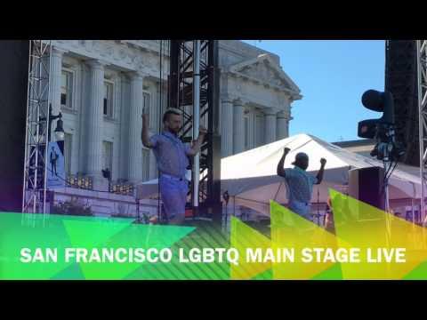 Cazwell LIVE at LGBTQ Pride Day Parade San Francisco
