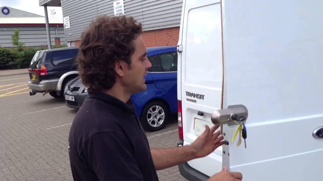 The Ultimate Van Lock Installation As Van Deadlock Or